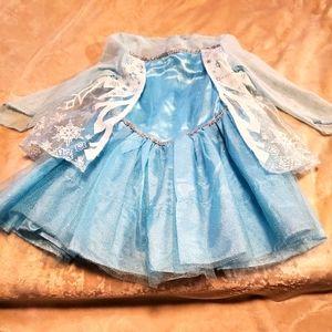 Disney Elsa costume -EUC